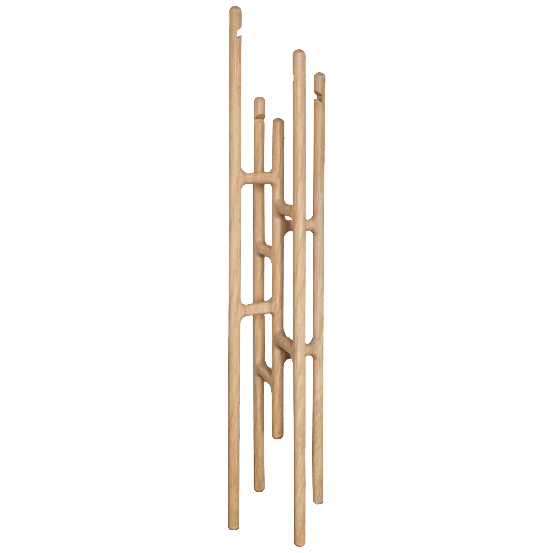 Stick Coat Rack  (Minimalist, Contemporary, Sculptural object)