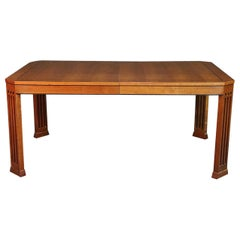 Stickley Mission Craftsman 21st Century Collection Cherry Dining Room Table