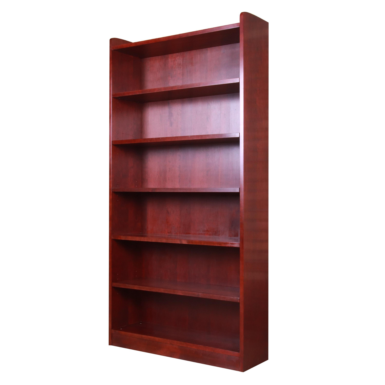 Stickley Arts & Crafts Cherrywood Tall Bookcase