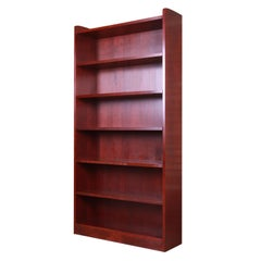 Stickley Arts & Crafts Cherrywood Tall Bookcase