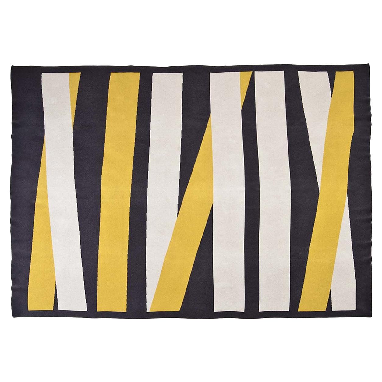 Sticks Blanket by Roberta Licini