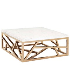 Sticks Marble Coffee Table