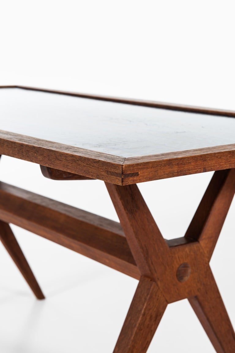 Stig Lindberg Coffee Table Produced by Gustavsberg in Sweden For Sale 1