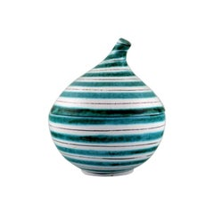 Stig Lindberg for Gustavsberg Studio Hand, Onion Shaped Lidded Jar