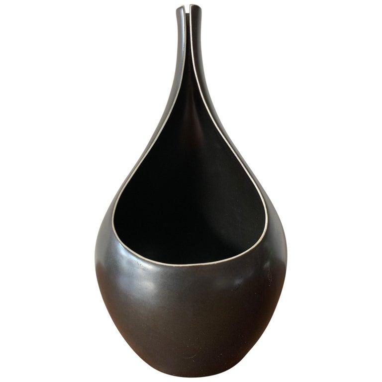 Stig Lindberg Pungo Vase Gustavsberg Sweden For Sale
