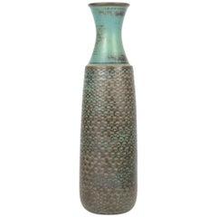Stig Lindberg, Vase, Stoneware, Gustavsberg Studio