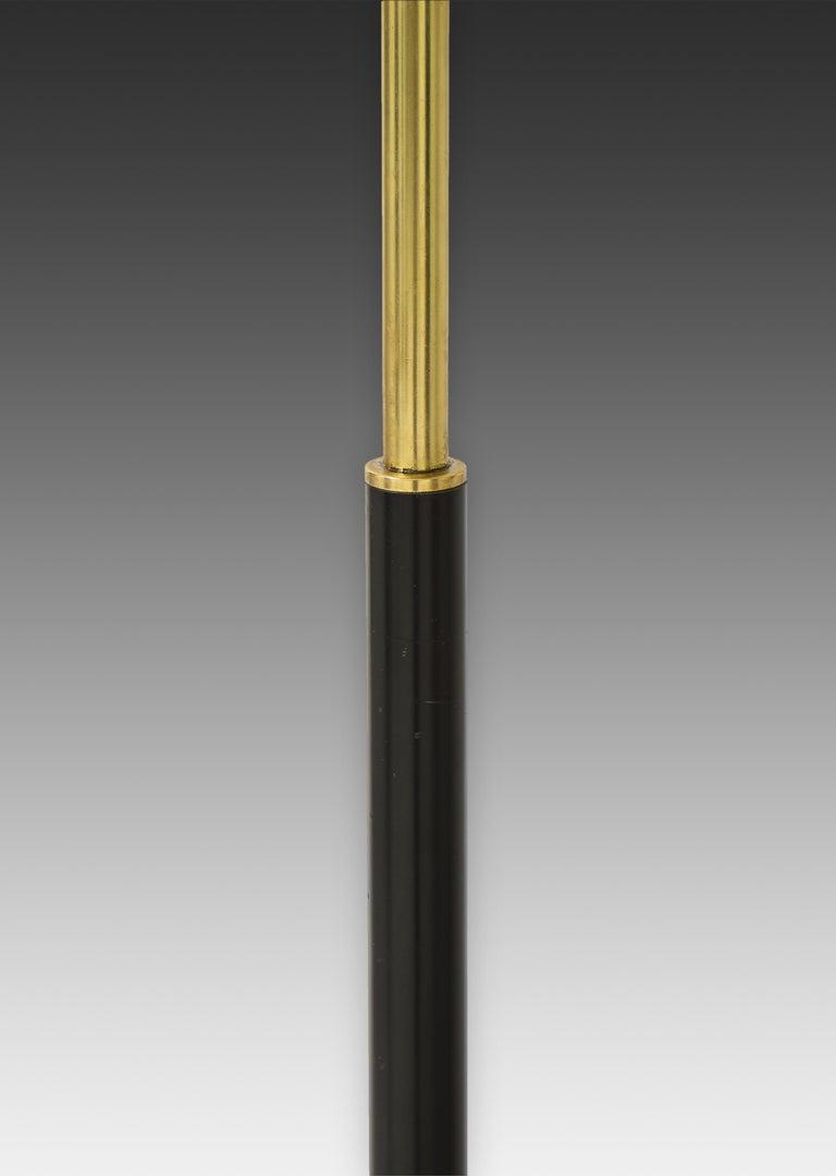 Mid-20th Century Stiilnovo Pair of Floor Lamps Model 4052 For Sale