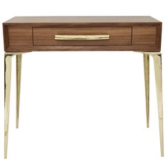 Stiletto Single Drawer Console