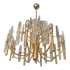 Stilkronen Brass Chandelier