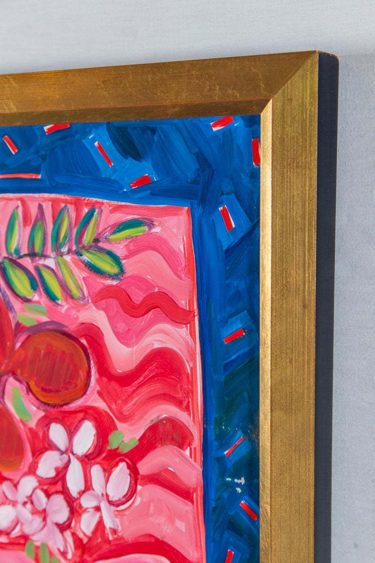Still Life Painting, Artist Jane Kewin For Sale 1