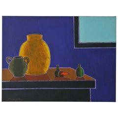 """Still Life with Pots"" by James Strombotne"