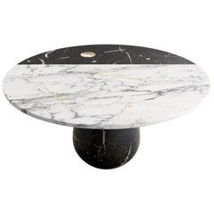 Stilla Marble Table by Marmi Serafini
