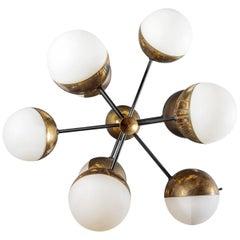 Stilnovo Ceiling Lamp Mod. 1126