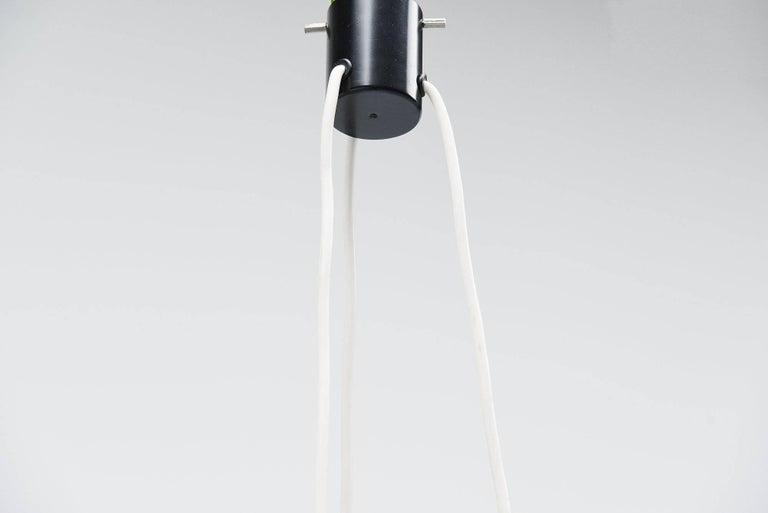 Mid-Century Modern Stilnovo Ceiling Lamp Model 288 by Bruno Gatta, Italy 1959