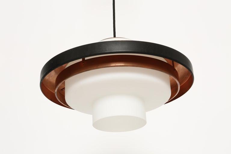Stilnovo ceiling pendant model 1219 For Sale 3