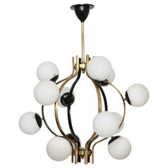 Stilnovo Chandeliers and Pendants