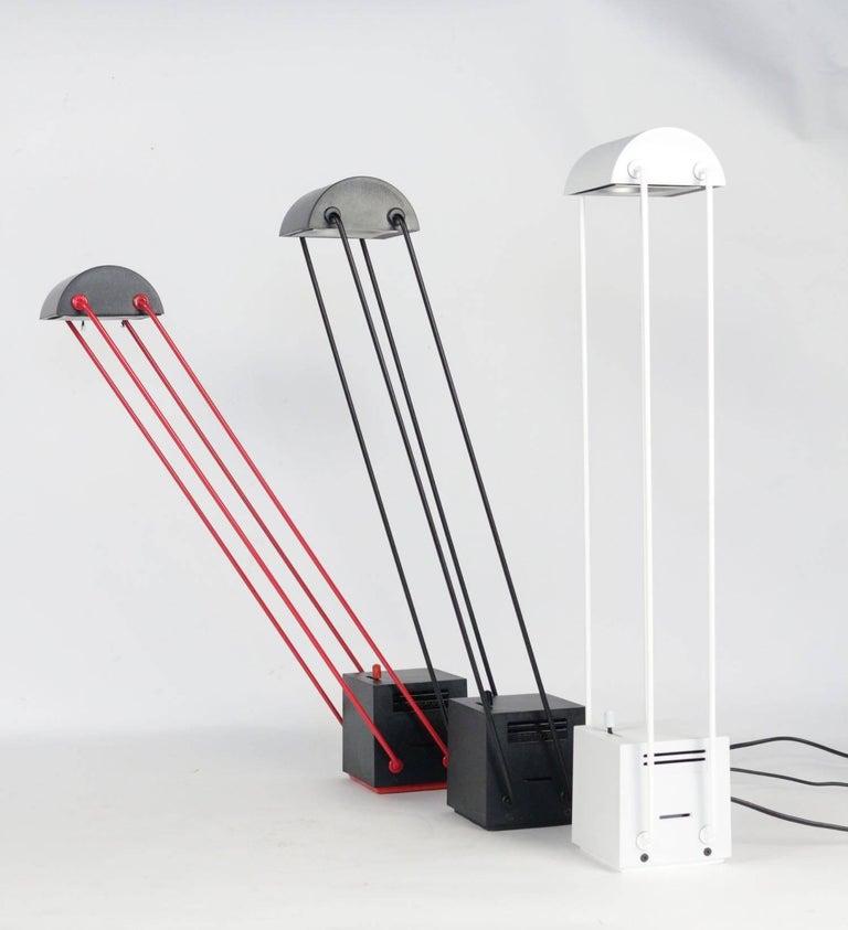 Singular Stilnovo desk lamp by Asahara Shigeaki, model