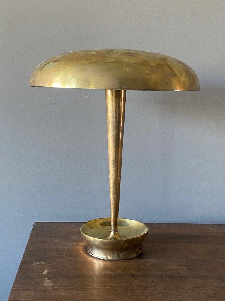Mid-20th Century Stilnovo, Desk Lamp, Model
