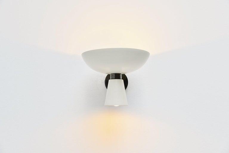Italian Stilnovo Diabolo Wall Lamps, Italy, 1950 For Sale