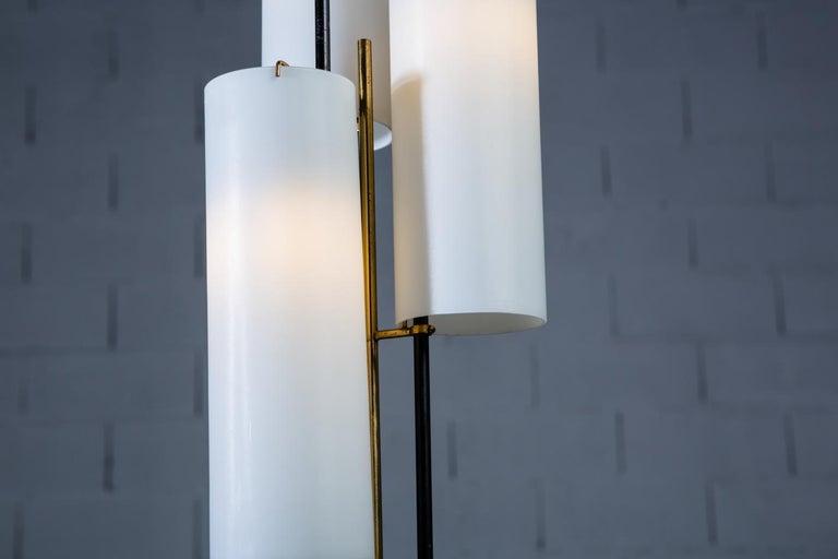 Italian Stilnovo Floor Lamp, Italy, 1950s