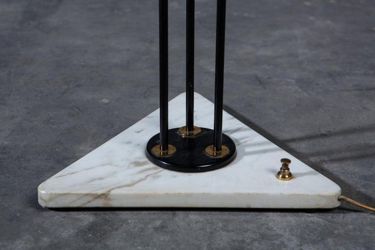 Stilnovo Floor Lamp, Italy, 1950s In Good Condition In London, GB
