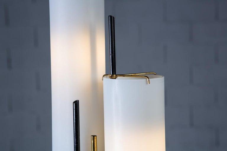 Mid-20th Century Stilnovo Floor Lamp, Italy, 1950s