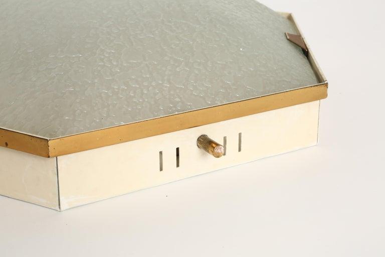 Stilnovo Flush Mount Ceiling Light Model 1183 For Sale 3