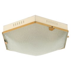 Stilnovo Flush Mount Ceiling Light Model 1183