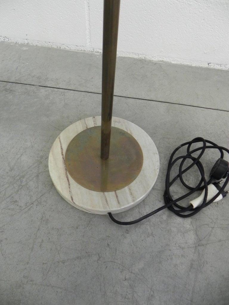 Stilnovo Italian Adjustable Floor Lamp For Sale 4