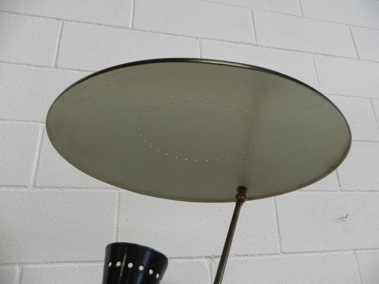 Stilnovo Italian Adjustable Floor Lamp In Excellent Condition For Sale In Rovereta, SM