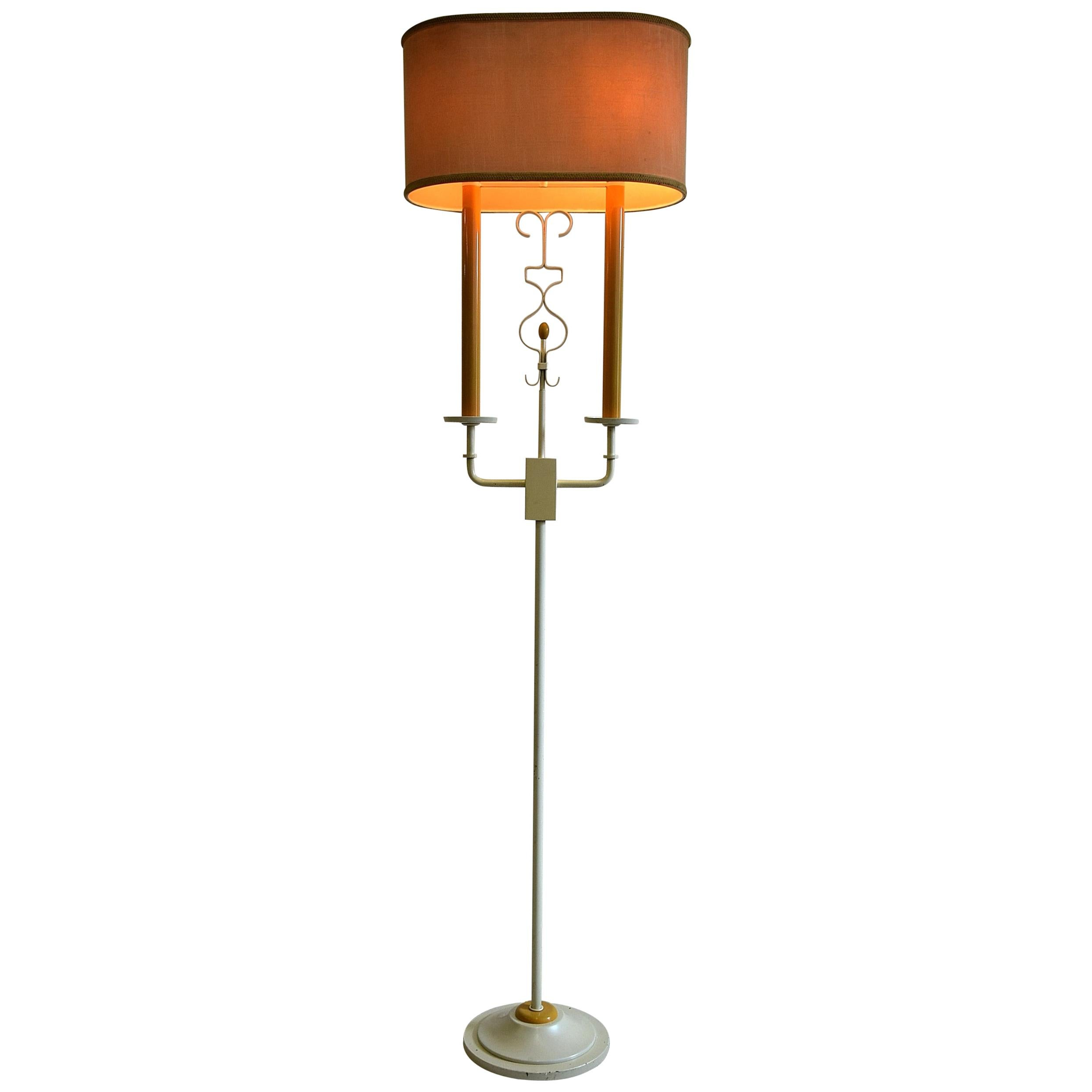 Italian Midcentury Floor Lamp by Stilnovo, 1960s