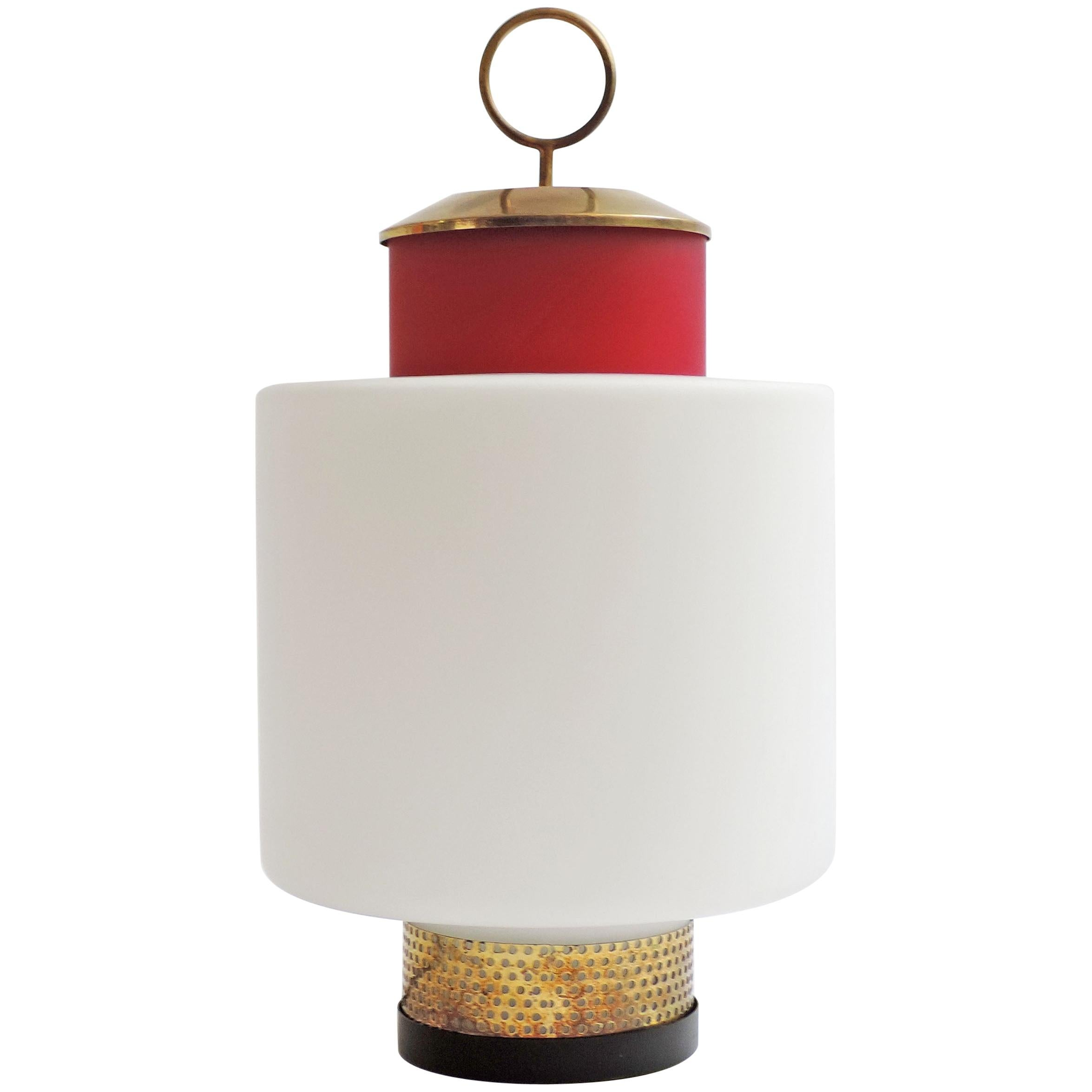 Stilnovo Mod. 8052 Table Lamp, Italy, 1950s