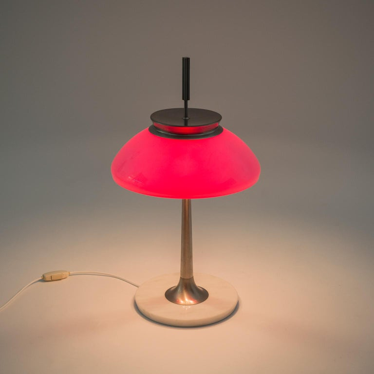Stilnovo Mod. 8091 Table Lamp, 1950s For Sale 8