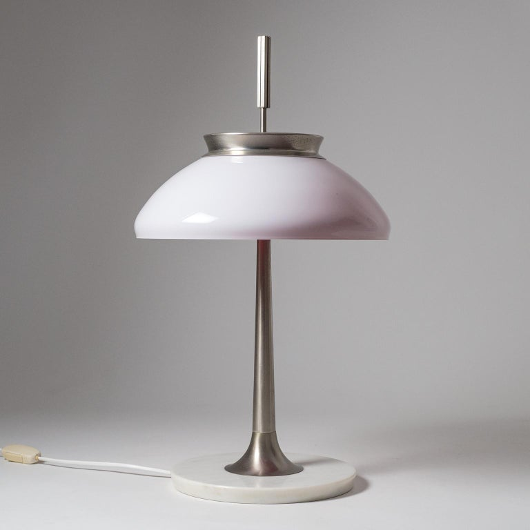 Stilnovo Mod. 8091 Table Lamp, 1950s In Good Condition For Sale In Vienna, AT
