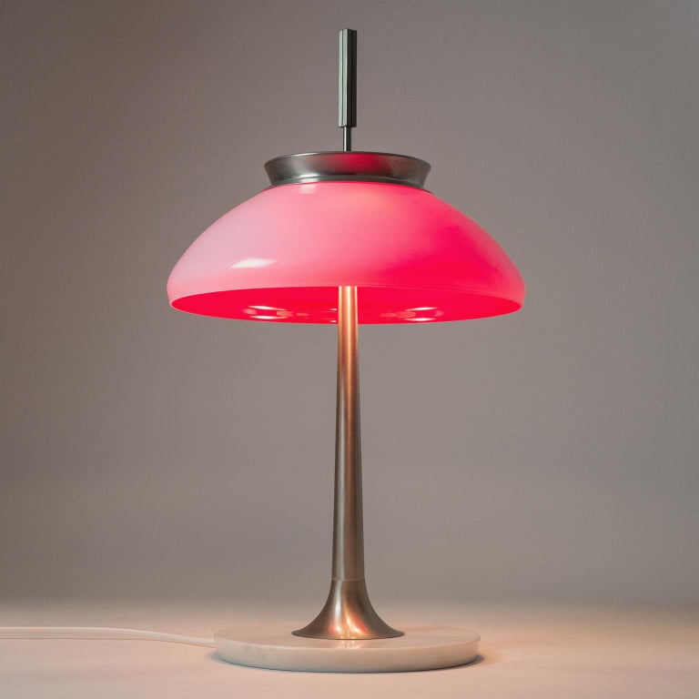 Mid-Century Modern Stilnovo Mod. 8091 Table Lamp, 1950s For Sale