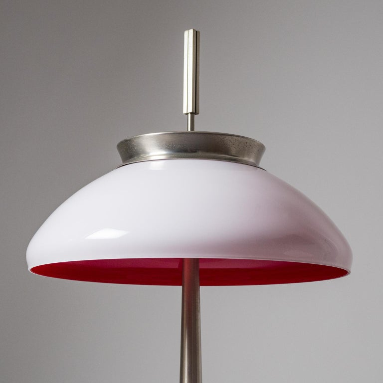 Mid-20th Century Stilnovo Mod. 8091 Table Lamp, 1950s For Sale