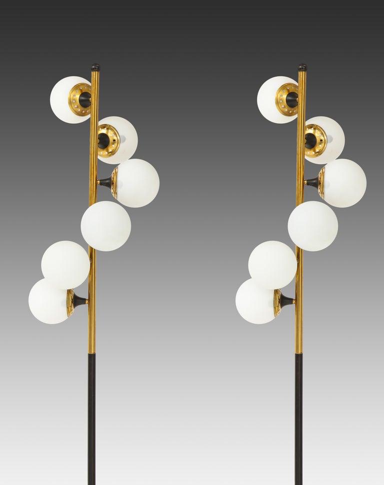 Stilnovo Pair of Floor Lamps 2