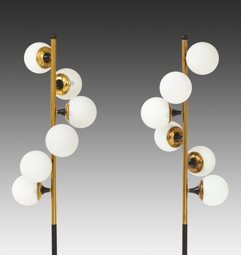 Stilnovo Pair of Floor Lamps 3