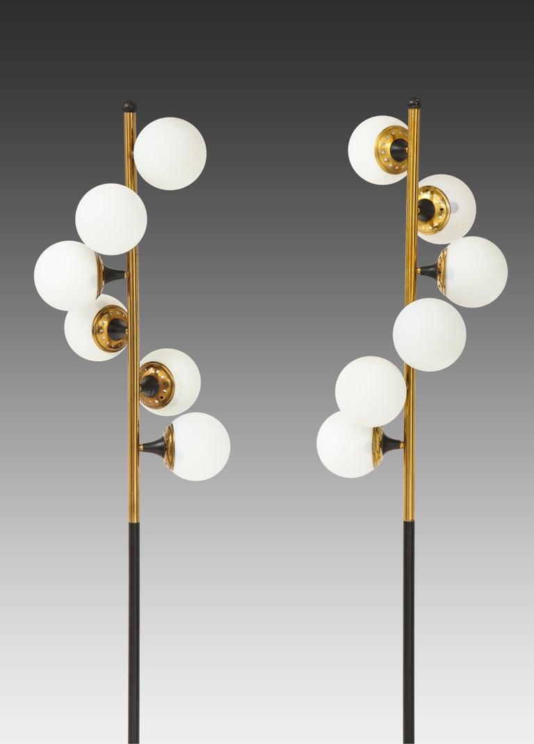 Stilnovo Pair of Floor Lamps 4
