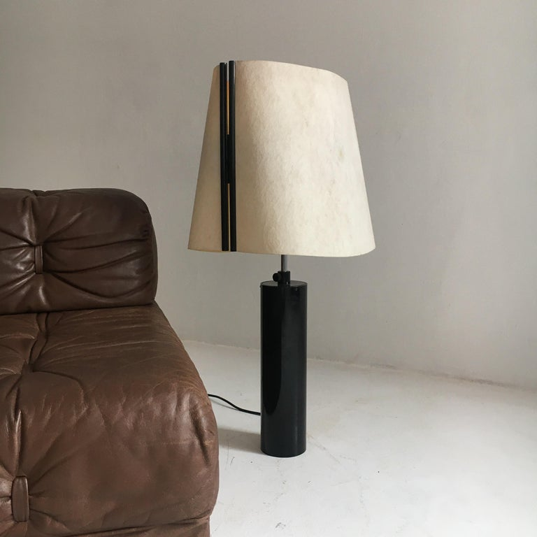 Stilnovo Pair of Table Lamps Model Paralume, Italy, 1970 For Sale 5
