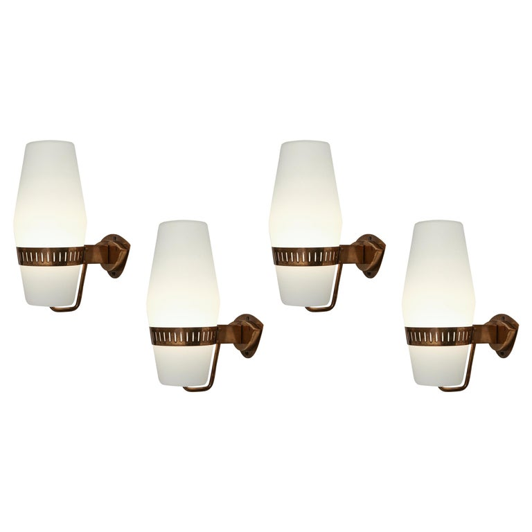 Stilnovo Pairs of Sconces Model 2078 For Sale
