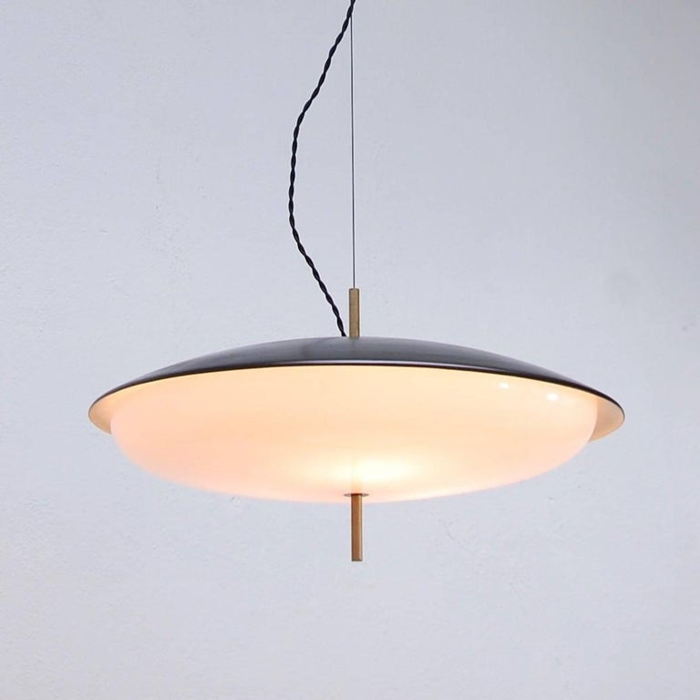 Italian Stilnovo Pendant For Sale
