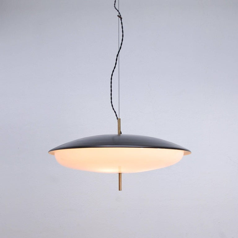 Stilnovo Pendant In Excellent Condition For Sale In Los Angeles, CA