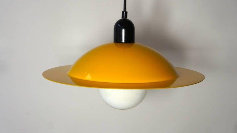Two Stilnovo Pendant Lamps For Sale 2