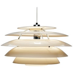 Stilnovo Pendant Lamp Model 1262, Italy, 1960
