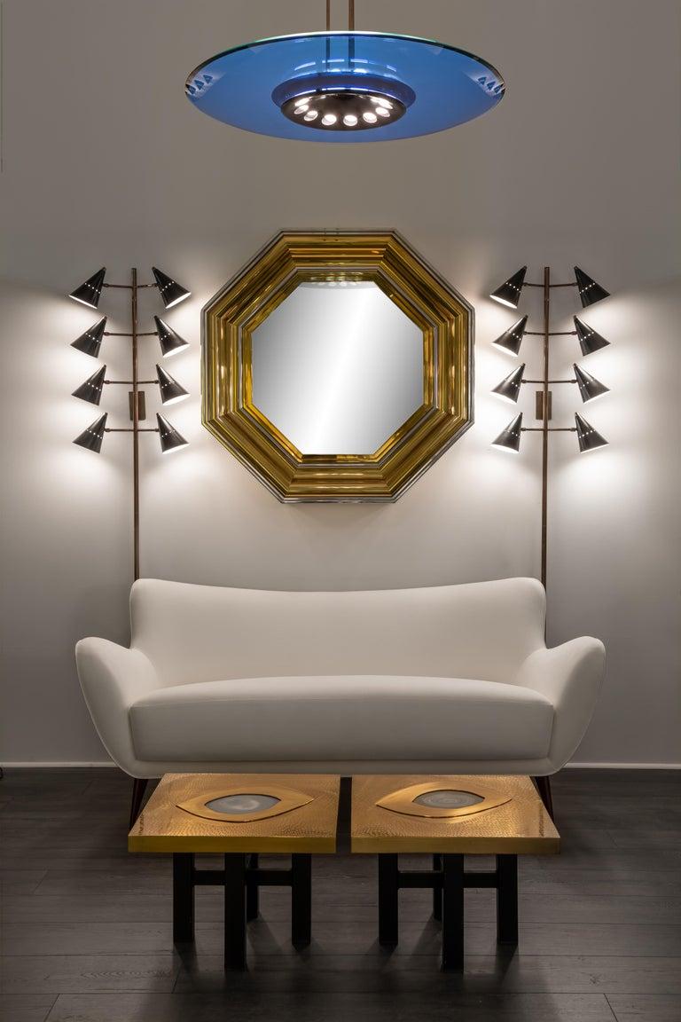 Stilnovo Rare Pair of Wall Lights For Sale 3