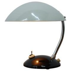 Stilnovo Style Small Table Lamp / Drukov, 1970s