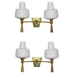 Stilnovo Style Wall Lamps