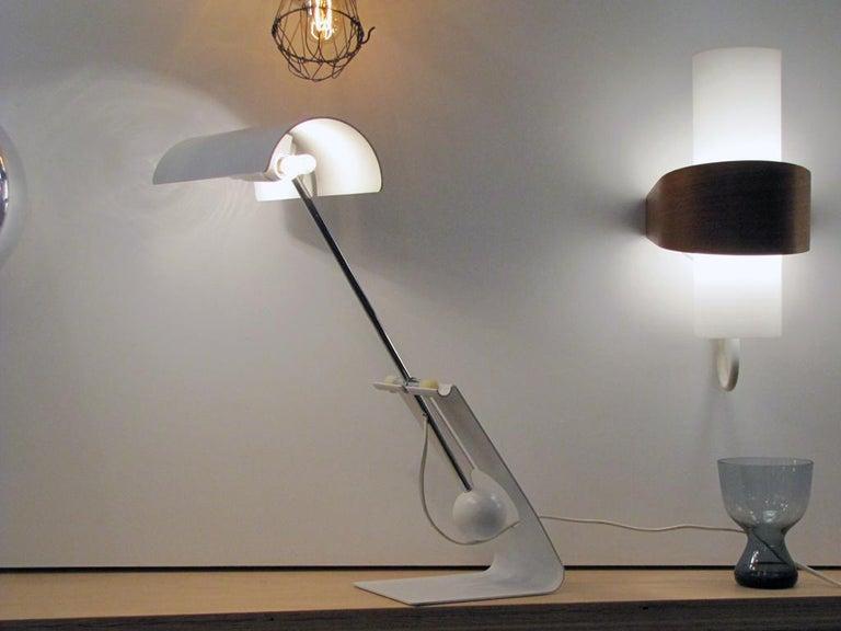 Mid-Century Modern Stilnovo Table Lamp, 1970 For Sale