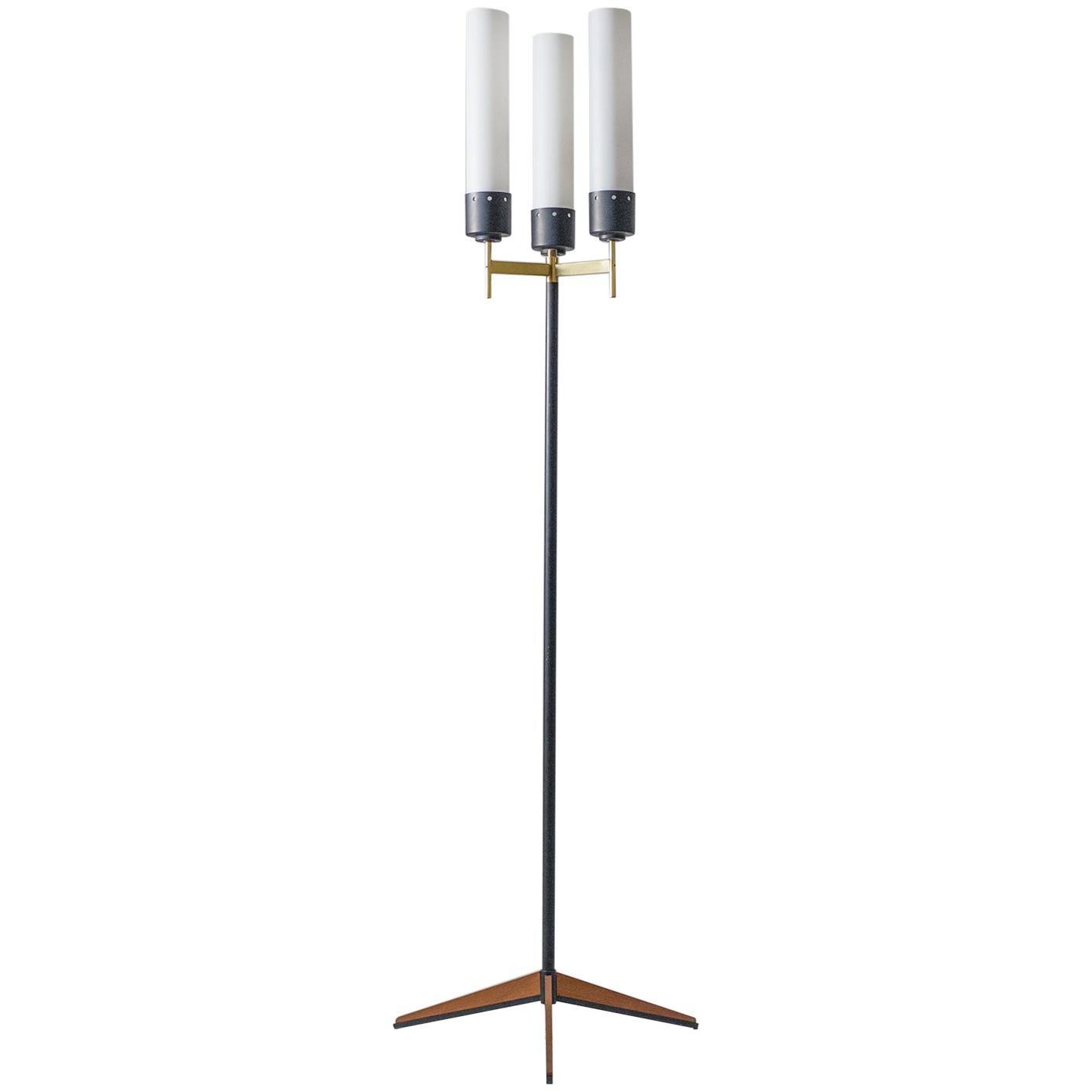 Stilnovo Tripod Floor Lamp, 1950s